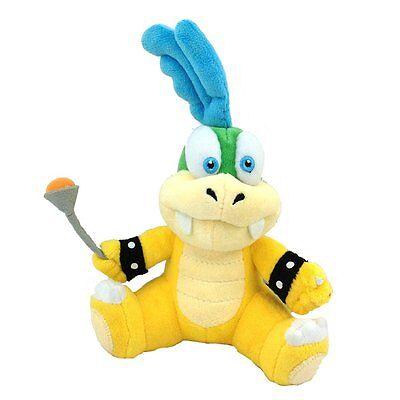 Sanei Super Mario Plush Toy Series Larry Koopa Plush Toy Doll 7