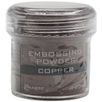 RANGER Embossing Powder COPPER Made in USA ()