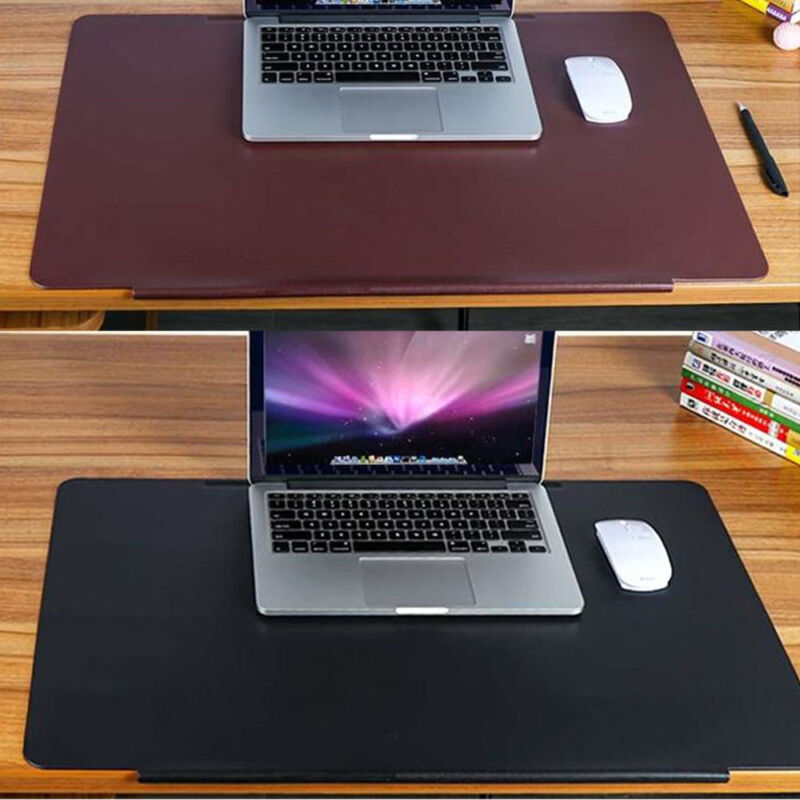 Extra Large Pvc Leather Mouse Pad Mat Gaming Desk Non Slip Home Office Use