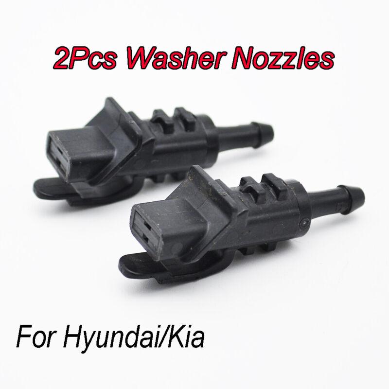 Left HYUNDAI Genuine 98630-2B000 Windshield Washer Nozzle Assembly