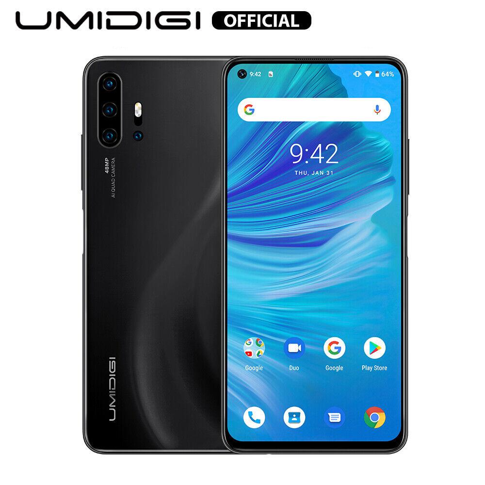 "Android Phone - UMIDIGI F2 Smartphone 6.53"" 6GB + 128GB 5150mAh NFC Factory Unlock Android Phone"