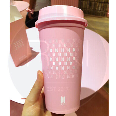 BTS POP-UP HOUSE OF BTS Official MD Reusable Tumbler + Tracking Number