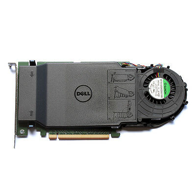 Dell Ultra Speed Drive Quad Pcie X16 Adapter Card Up To 4X Nvme M 2 Ssd Support