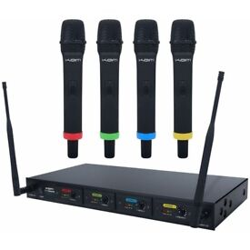 Kam Kwm wireless microphone system