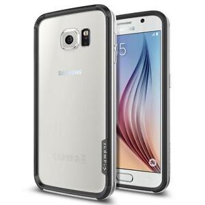 Galaxy S6 Case, Spigen [Premium Bumper] Neo Hybrid EX Case for Samsung Galaxy S6 [Protective Bumper Case] - Retail Packa