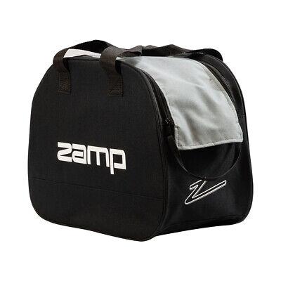 ZAMP HB002003 Helmet Bag Black/Gray Z-Sports IMCA USRA WoO