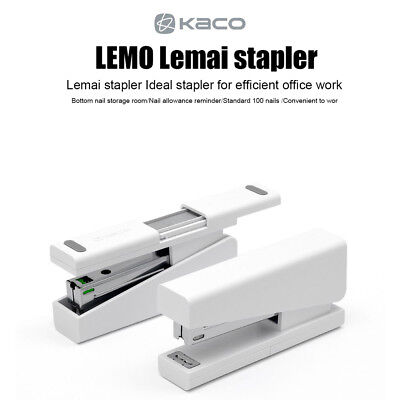 Xiaomi Lemo Stapler Heavy Duty Hand Held Plier Staplers For Office Home School