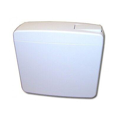 Spülkasten Toilettenspülung 6-9l WC-Spülung Klospülung weiss mit Eckventil usw.