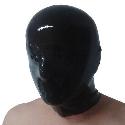 Anatomische Latex Maske aus Rubber, neu original verpackt, Einheitsgröße