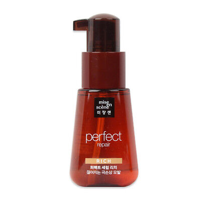[Mise En Scene] Perfect Repair Serum Rich 70m / Hair Essence Care ,Damage Care