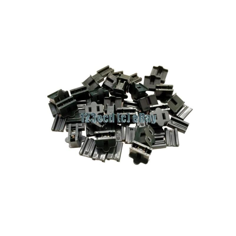 25 pack Female Inline Zip Plug SPT-2