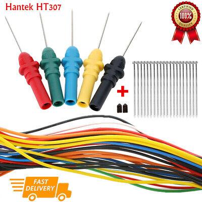 Hantek HT307 Back Pinning Probes/Needle/ Piercing Probes Set 5 Colors US B2M4