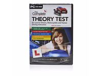 The complete driving theory test New edition