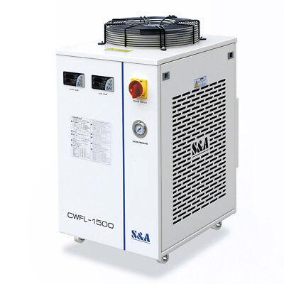 Us Sa Cw-fl-1500bn Industrial Water Chiller For Cooling 1500w Fiber Laser 220v