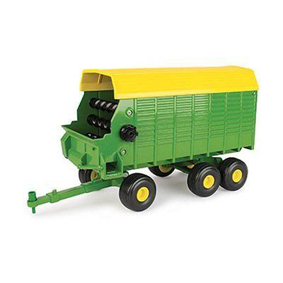 New John Deere Big Farm Series Forage Wagon  1 16 Scale  Ages 3   Lp67325
