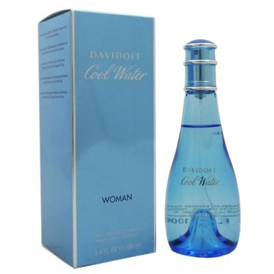 Davidoff Cool Water Woman - Women 100 ml Deodorant Deo Spray