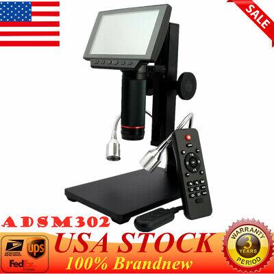 Andonstar Adsm302 Hdmi Digital Microscope Pcb Repair Tool Micro-sd Card