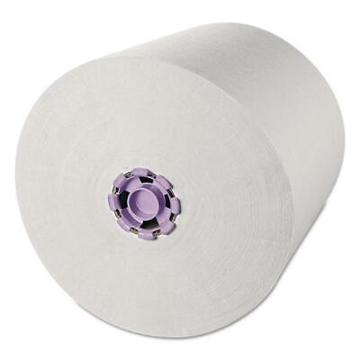 - hard roll towels white (6-rolls/carton)   scott essential high capacity paper