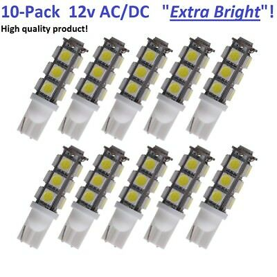 LED bulbs Warm white(yellowish)For all Landscape lighting WithT10 base 12v AC/DC