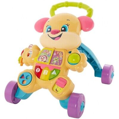 Fisher-Price Laugh & Learn Smart Stages Learn with Sis Walker-6 To 36 Month-NEW