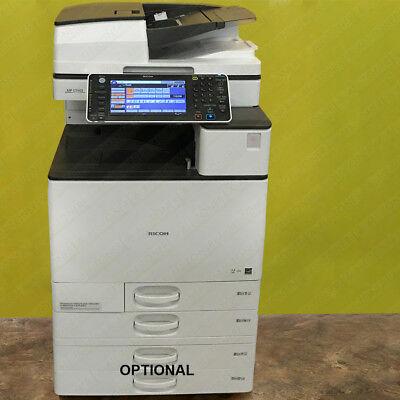 Ricoh Aficio Mp C5503 Color Tabloid Copier Printer Scanner All-in-one 55ppm