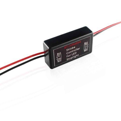Universal third Brake light Pulsing Strobe Flashing Module Controller Outlander