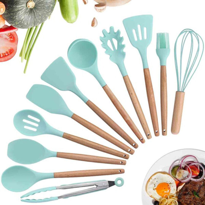 Kitchen & Dining Tableware Soup Spoon Cooking Utensil Spatul