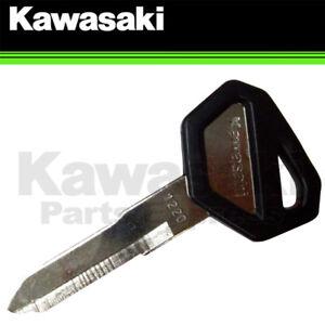 NEW 2006 - 2014 GENUINE KAWASAKI KLX250S KLR 650 KEY BLANK 27008-1220