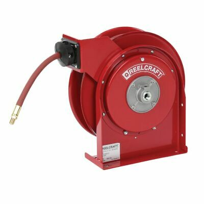 Reelcraft 4435-olp - 14 X 35 Ft. 300 Psi Air Water Reel With Hose