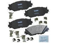 Beck Arnley 085-1657 Premium ASM Brake Pad