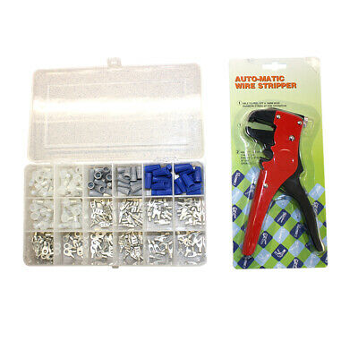 Electrical Connectorsterminals Repair Kit Wplastic Case Wire Crimper - Ekit1