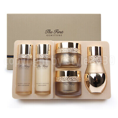 O HUI The First Geniture Special Gift Set 5 items Travel Kit Newest O HUI