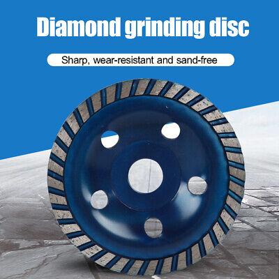 5 125mm Diamond Segment Grinding Wheel Grinder Disc For Concrete Granite Stone