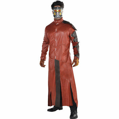 Star Lord Guardians of the Galaxy GOTG Deluxe Adult Costume Marvel Comics - Star Lord Kostüm Comic