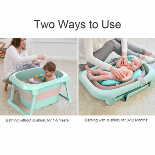 3 in 1 baby bath tub portable toddler collapsable