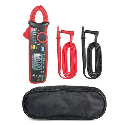 Uni-t Ut210e Mini Handheld Clamp Multimeter Tester Capacitance Voltmeter Acdc