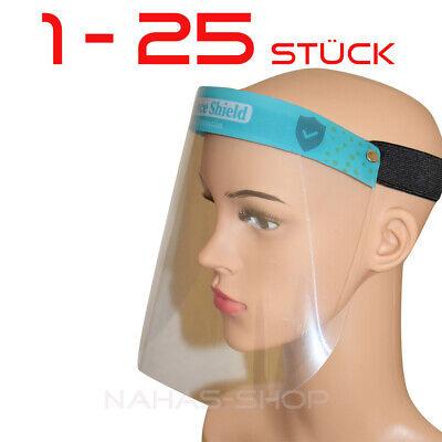 Gesichtsschutz Schutzvisier Maske-Visier Gesichtsmaske Augenschutz Schutzvisier*