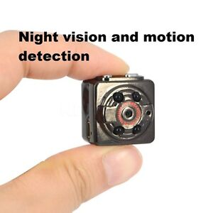 Ultra Compact HD Video Night Vision Camera. Discretely Small.