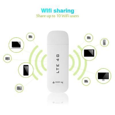 4G 3G LTE USB-Netzwerkadapter Wireless WLAN WiFi Hotspot Router Modem Stick Win