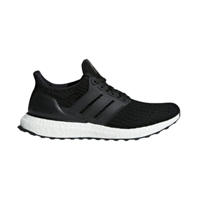 White adidas UltraBoost Sneakers