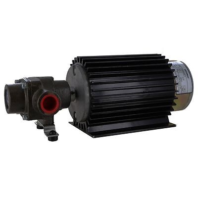 Hypro 4101n-eh Roller Pump With 12-volt Electric Motor