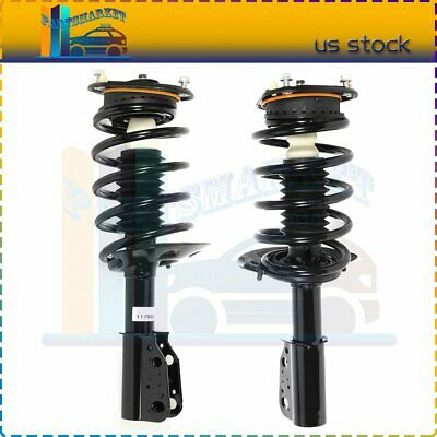 For Cadillac Seville 1998-2004 Front Complete Struts Shocks Absorber Assembly x2
