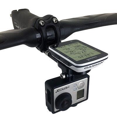 Garmin Combo Mount for ENVE® Road Stem (Carbon Fiber Road Cycling Stem)