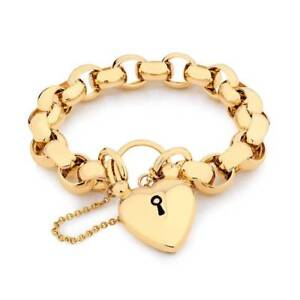 9ct yellow gold bracelet Revesby Bankstown Area Preview