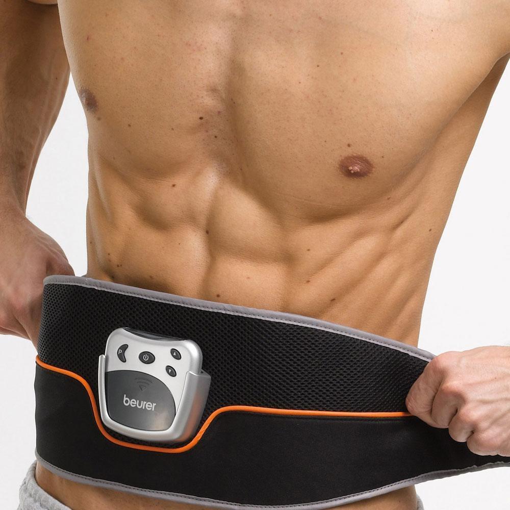 BEURER EM35 Bauchmuskel-Gürtel EMS Elektrostimulation Sport Fitness-Training