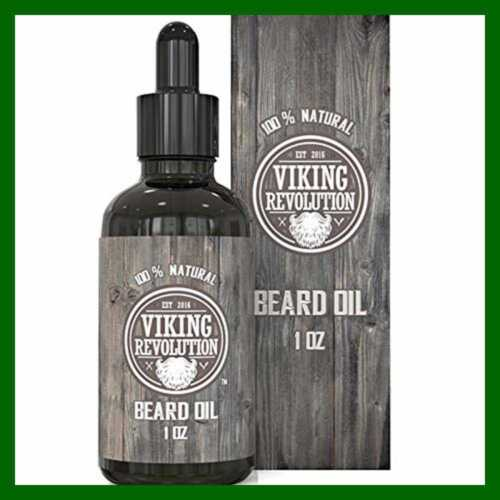 Beard Oil Conditioner- All Natural Unscented Organic Argan &