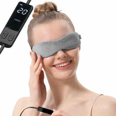 Aroma Season Moist Heated Eye Mask for Blepharitis and Dry Eyes Treatment Styes