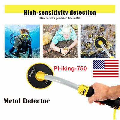 PI-iking-750 Waterproof Metal Detector 30M Underwater Pinpointer Gold Hunter US 30 Metal Detector