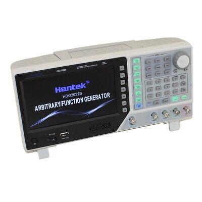 Hantek Hdg2032b 30mhz Arbitrary Waveform Generator With Large True Color Screen