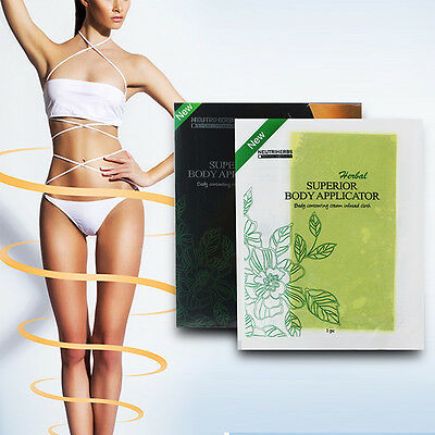 5 Body Wraps Ultimate Applicators it works to Tone Tighten Firm Slimming Thinner